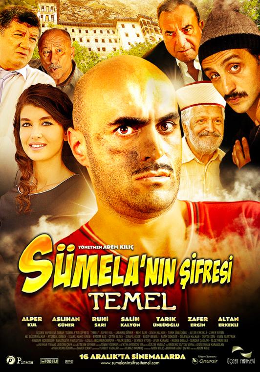 SÜMELA'NIN ŞİFRESİ TEMEL
