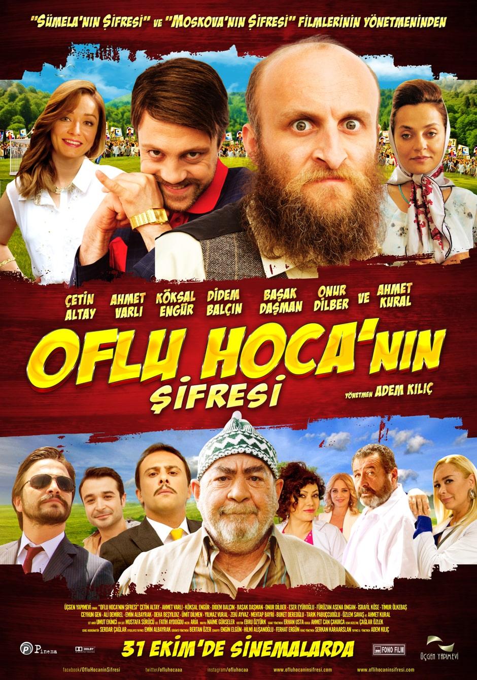 OFLU HOCA'NIN ŞİFRESİ 1